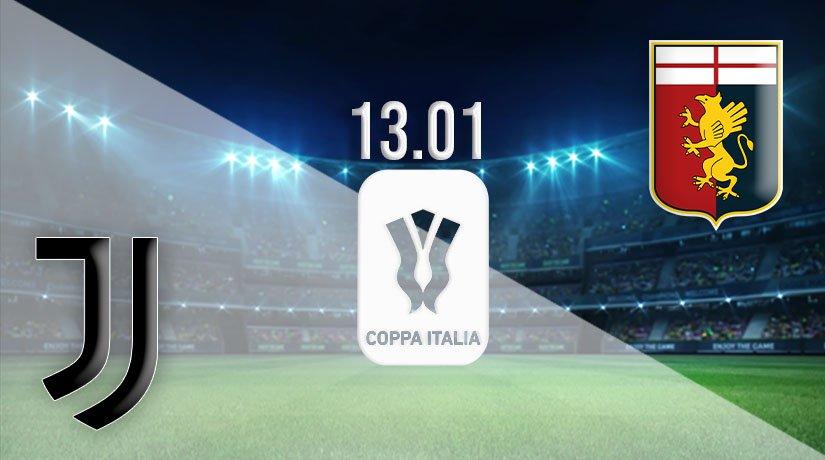 Juventus vs Genoa Prediction: Coppa Italia Match on 13.01.2021