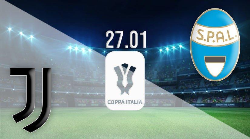Juventus vs SPAL Prediction: Coppa Italia Match on 27.01.2021