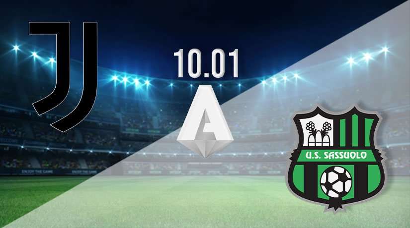 Juventus vs Sassuolo Prediction: Serie A Match on 10.01.2021