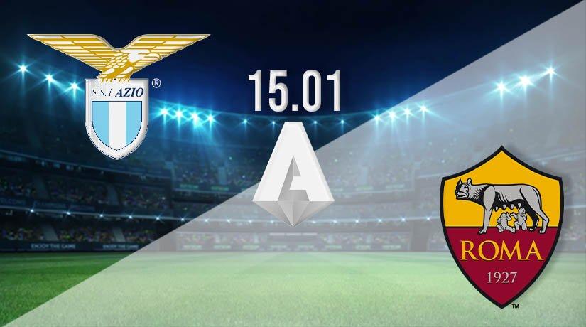 Lazio vs Roma Prediction: Serie A Match on 15.01.2021