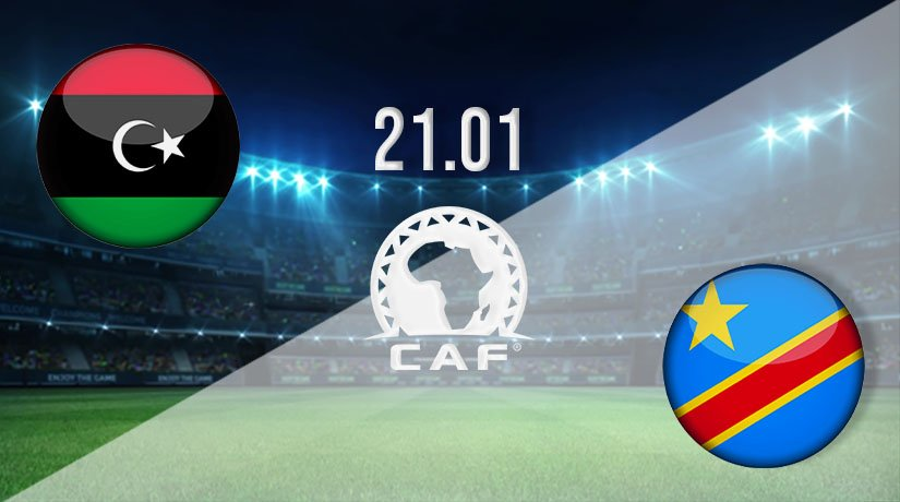 Libya vs DR Congo Prediction: African Nations Match on 21.01.2021