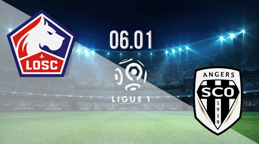 Lille vs Angers Prediction: Ligue 1 Match on 06.01.2021