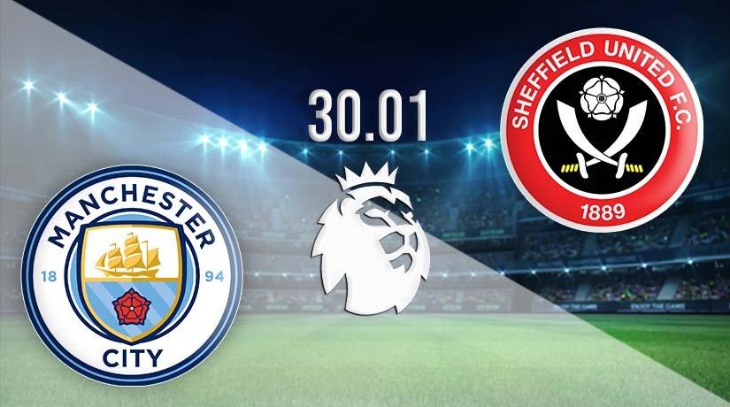 Manchester City vs Sheffield United Prediction: Premier League Match on 30.01.2021
