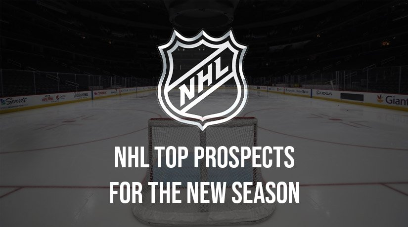 NHL top prospects for the new season according to bookmakers