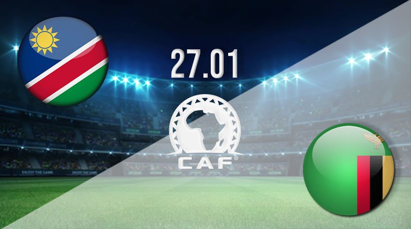Namibia vs Zambia Prediction: African Nations Match on 27.01.2021