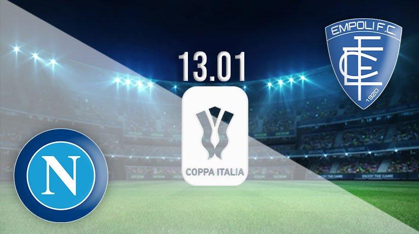 Napoli vs Empoli Prediction: Coppa Italia Match on 13.01.2021