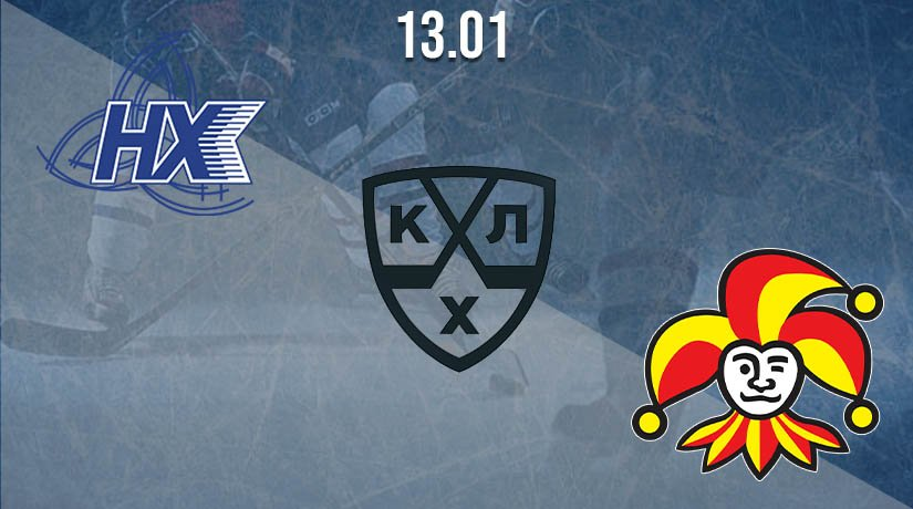 KHL Prediction: Neftekhimik vs Jokerit on 13.01.2021
