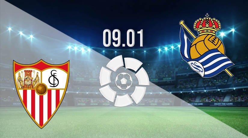 Sevilla vs Real Sociedad Prediction: La Liga Match on 09.01.2021