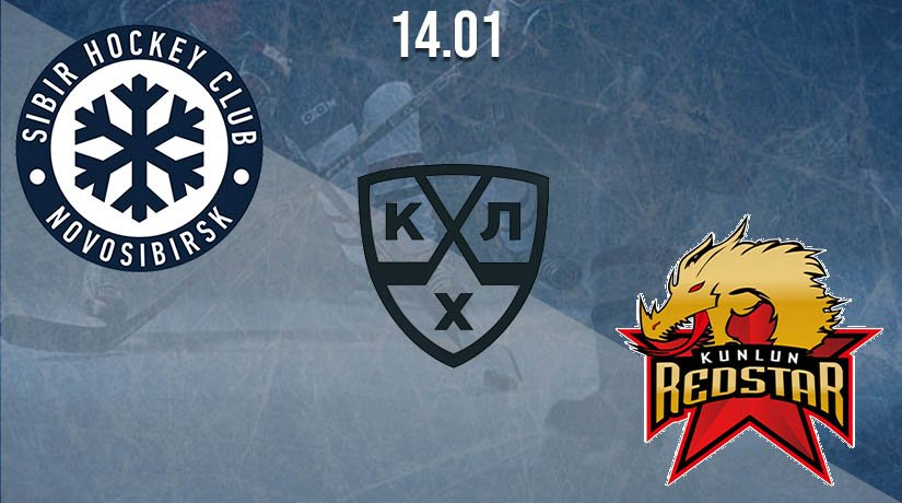 KHL Prediction: Sibir vs Kunlun Red Star on 14.01.2021