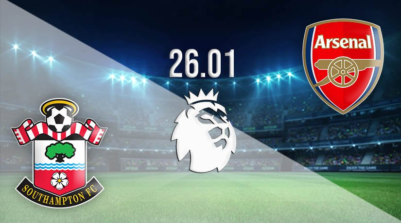Southampton vs Arsenal Prediction: Premier League Match on 26.01.2021