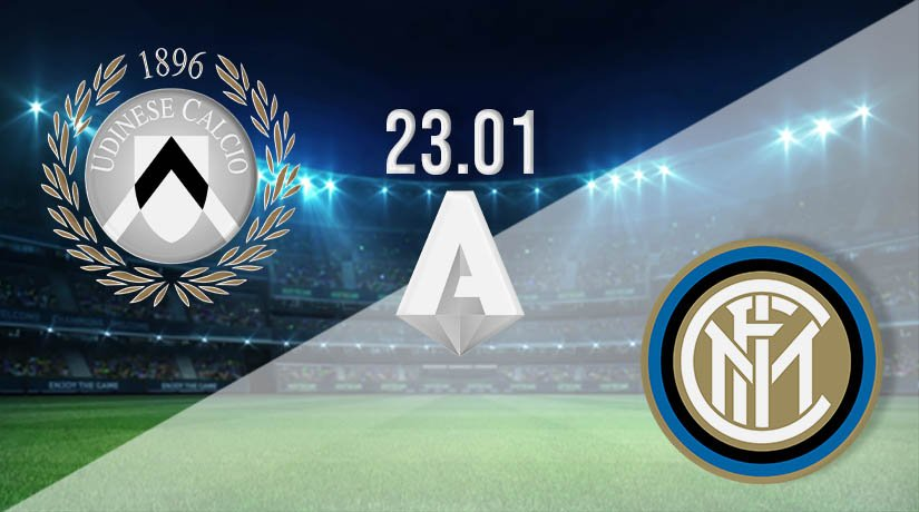 Udinese vs Inter Milan Prediction: Serie A Match on 23.01.2021