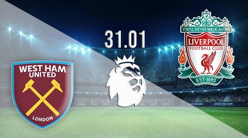 West Ham United vs Liverpool Prediction: Premier League Match on 31.01.2021