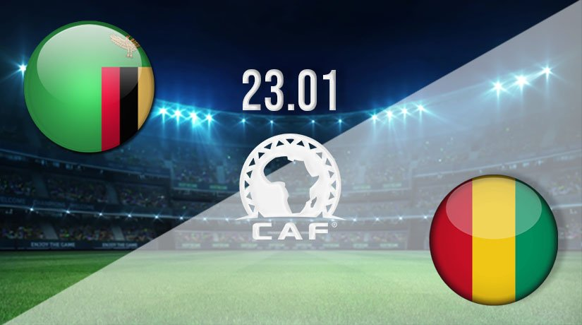 Zambia vs Guinea Prediction: African Nations Match on 23.01.2021