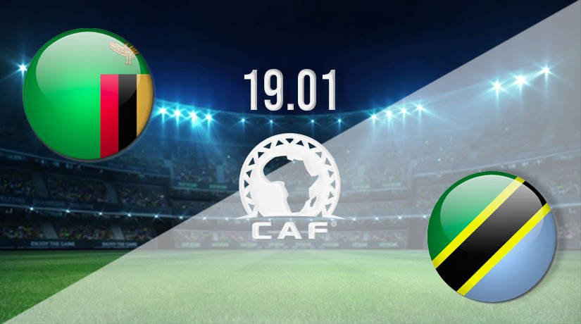 Zambia vs Tanzania Prediction: African Nations Match on 19.01.2021