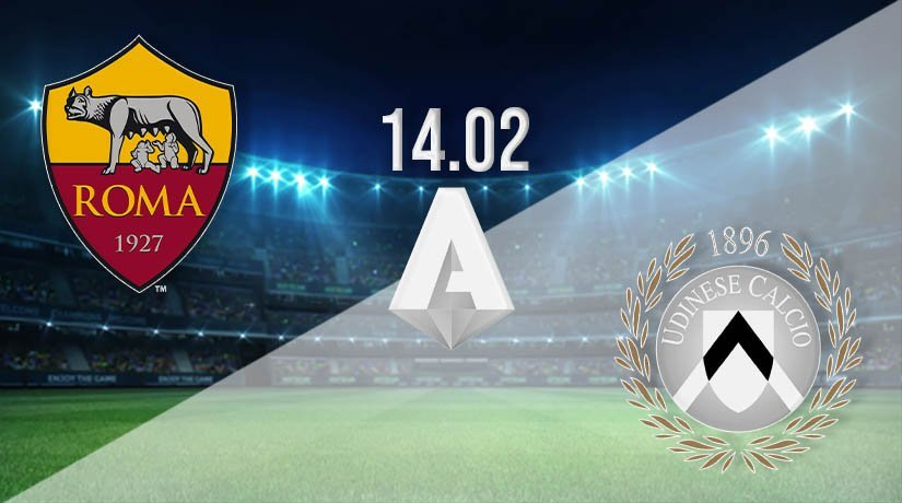 AS Roma vs Udinese Prediction: Serie A Match on 14.02.2021