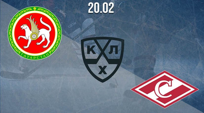 KHL Prediction: AkBars vs Spartak on 20.02.2021