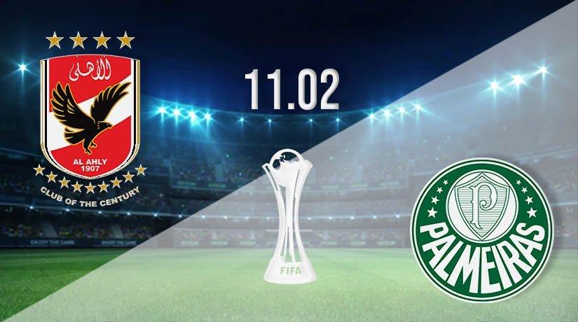 Al Ahly vs Palmeiras Prediction: Club World Cup Match on 11.02.2021