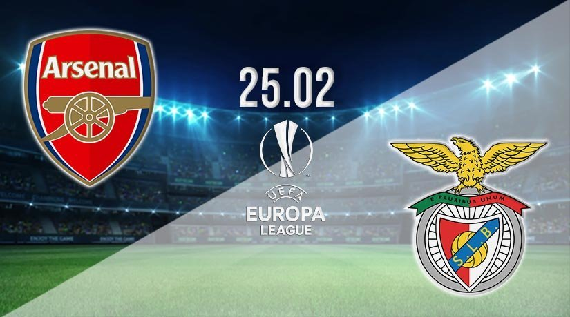 Arsenal vs Benfica Prediction: Europa League Match on 25.02.2021
