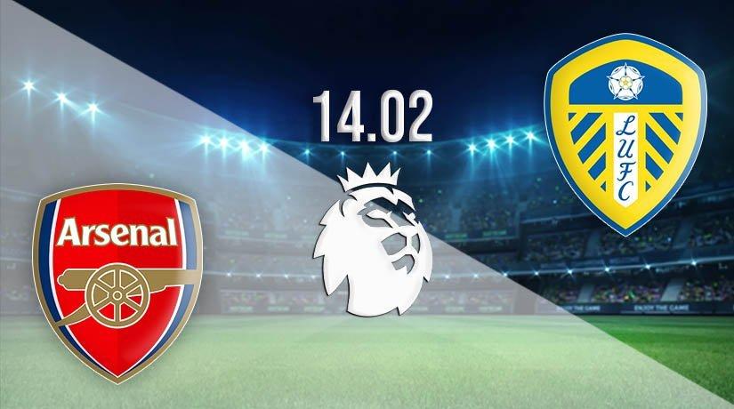 Arsenal vs Leeds United Prediction: Premier League Match 14.02.2021