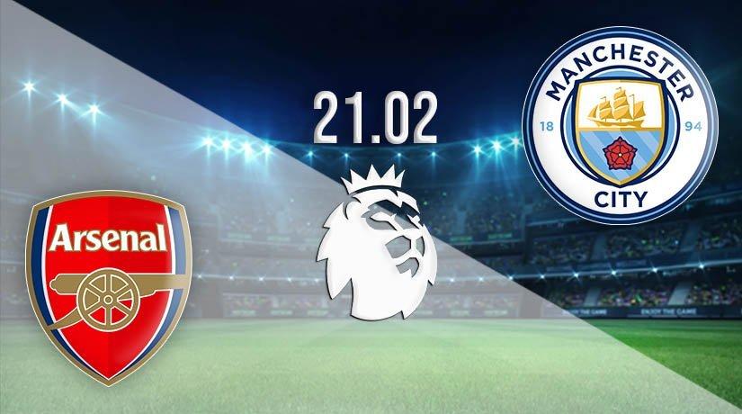 Arsenal vs Man City Prediction: Premier League Match on 21.02.2021
