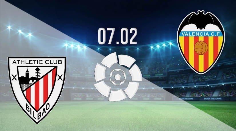 Athletic Bilbao vs Valencia Prediction: La Liga Match on 07.02.2021