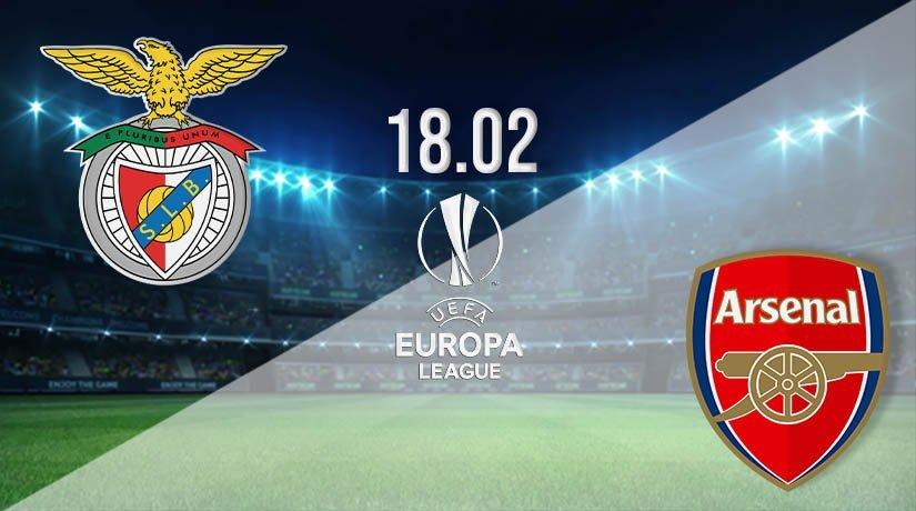 Benfica vs Arsenal Prediction: UEFA Europa League Match on 18.02.2021