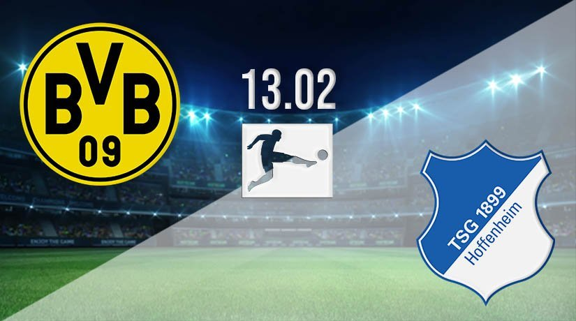 Borussia Dortmund vs Hoffenheim Prediction: Bundesliga Match on 13.02.2021