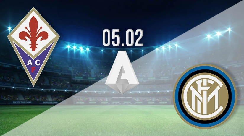 Fiorentina vs Inter Milan Prediction: Serie A Match on 05.02.2021
