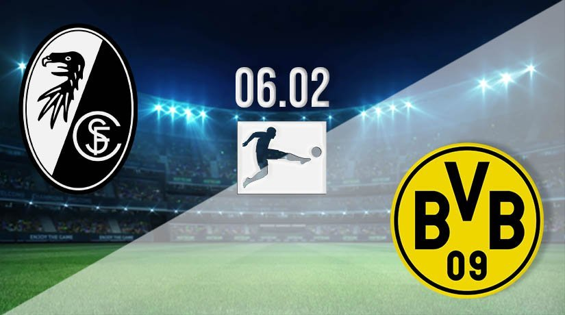 Freiburg vs Borussia Dortmund Prediction: Bundesliga Match on 06.02.2021