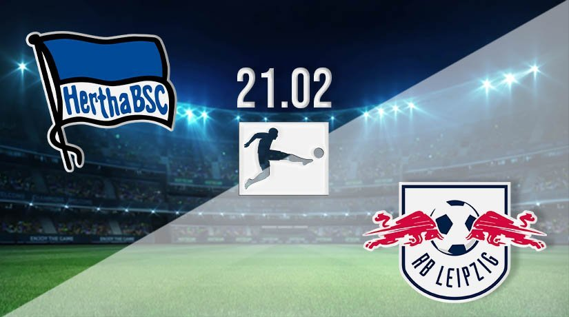 Hertha Berlin vs RB Leipzig Prediction: Bundesliga Match on 21.02.2021