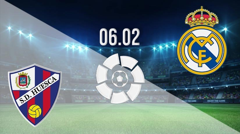 Huesca vs Real Madrid Prediction: La Liga Match on 06.02.2021
