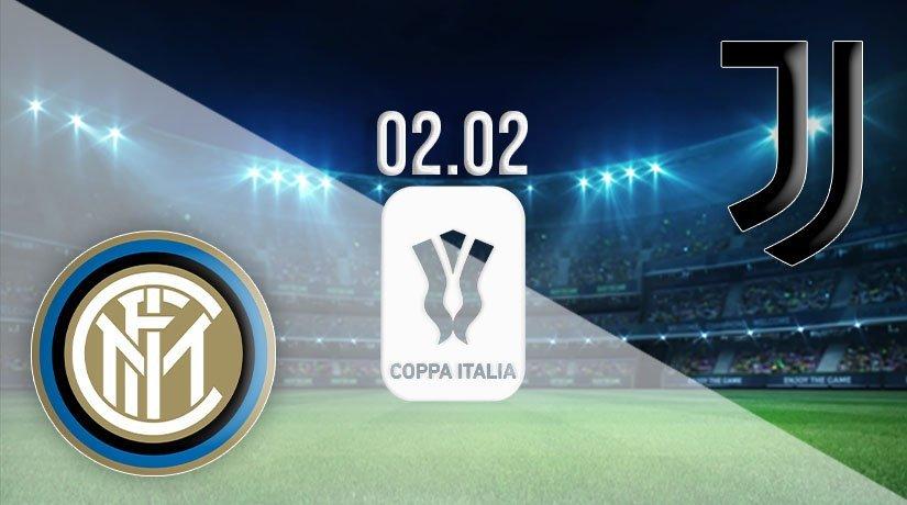 Inter Milan vs Juventus Prediction: Coppa Italia Match on 02.02.2021