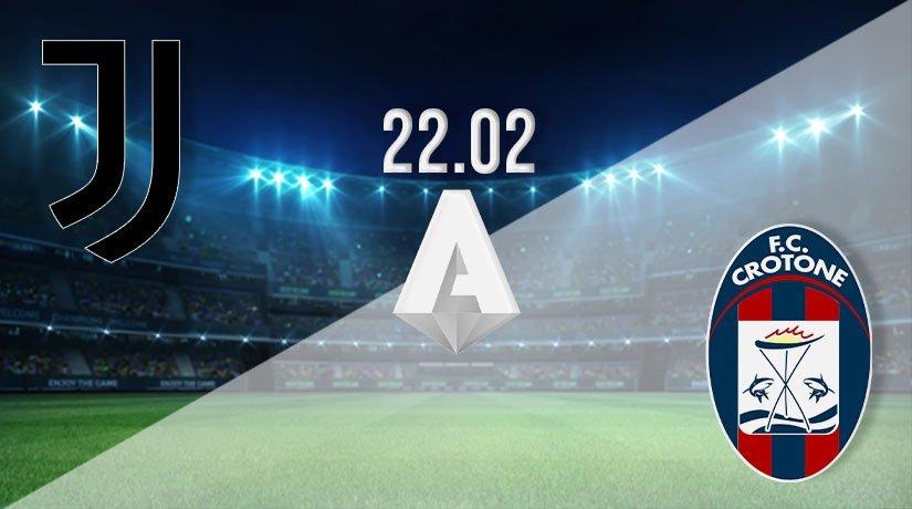 Juventus vs Crotone Prediction: Serie A Match on 22.02.2021