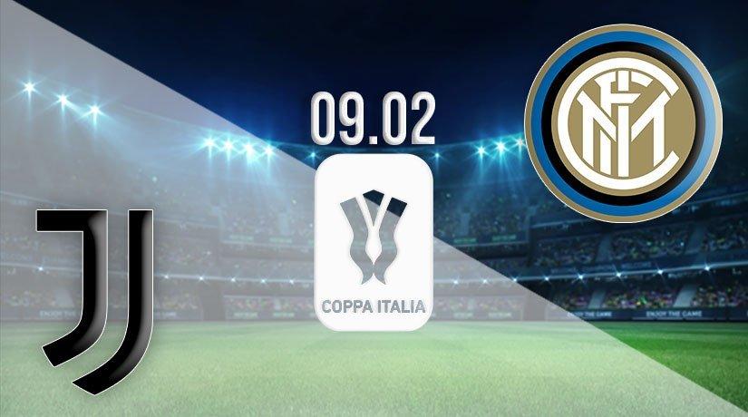 Juventus vs Inter Milan Prediction: Coppa Italia Match on 09.02.2021