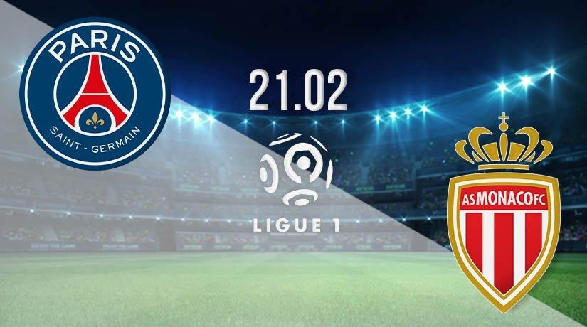 PSG vs Monaco Prediction: Ligue 1 Match on 21.02.2021
