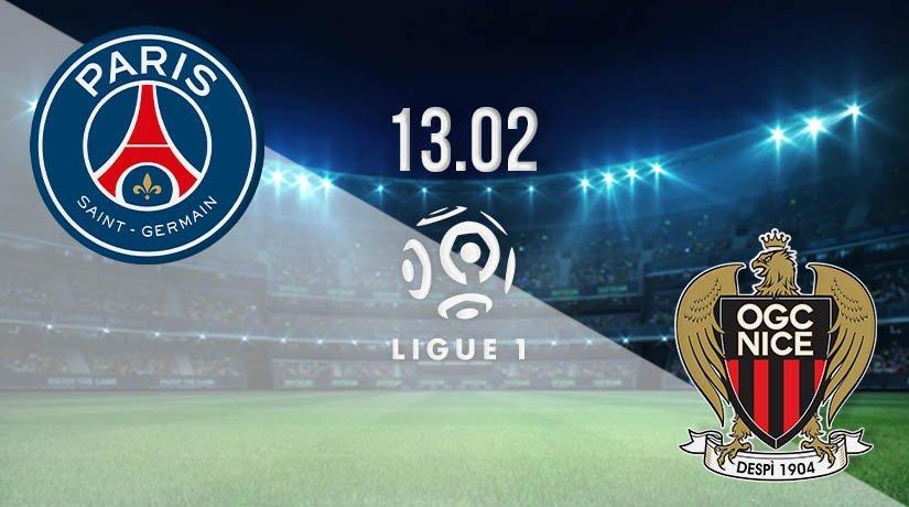 PSG vs Nice Prediction: Ligue 1 Match on 13.02.2021