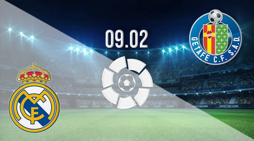 Real Madrid vs Getafe Prediction: La Liga Match on 09.02.2021
