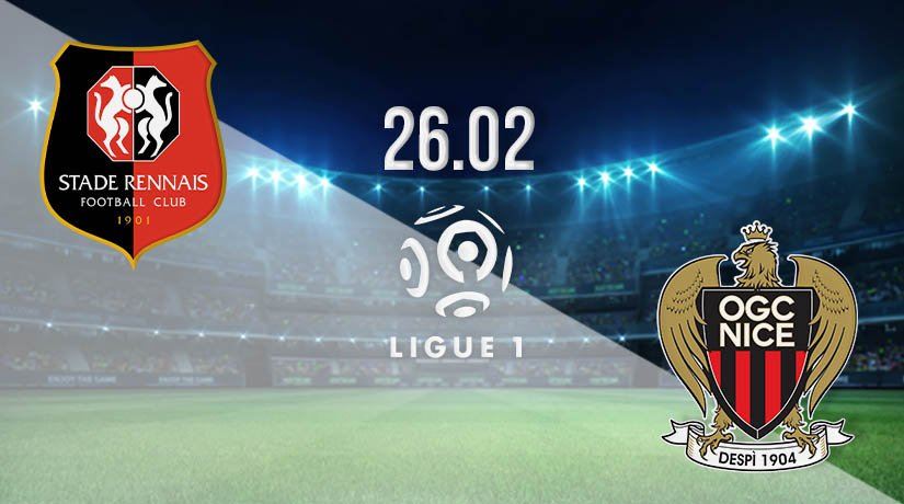 Rennes vs Nice Prediction: Ligue 1 Match on 26.02.2021