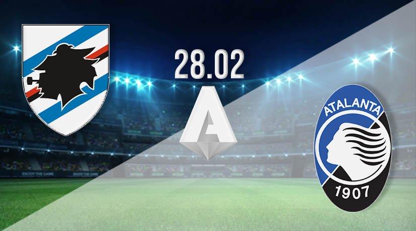 Sampdoria vs Atalanta Prediction: Serie A Match on 28.02.2021
