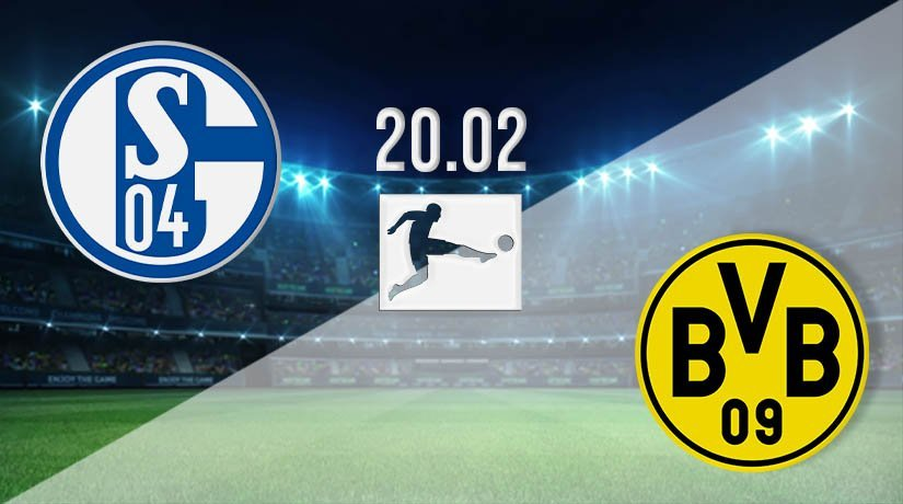 Schalke vs Borussia Dortmund Prediction: Bundesliga Match on 20.02.2021