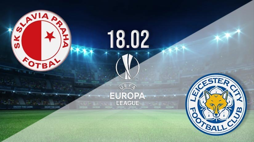 Slavia Prague vs Leicester City Prediction: UEFA Europa League Match on 18.02.2021