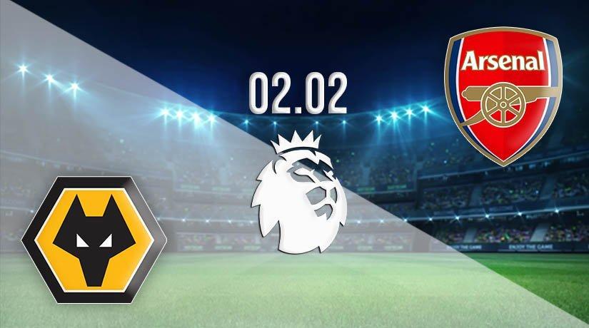 Wolves vs Arsenal Prediction: Premier League Match on 02.02.2021