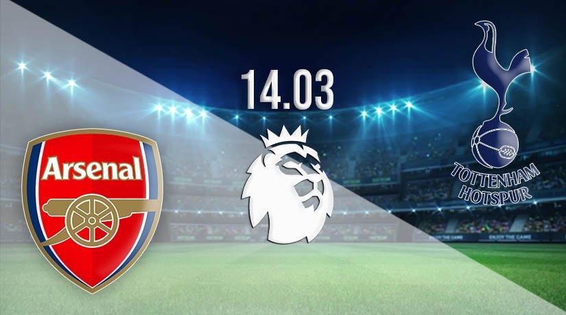 Arsenal vs Tottenham Hotspur Prediction: Premier League Match on 14.03.2021