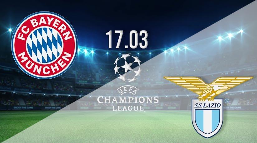 Bayern Munich vs Lazio Prediction: Champions League Match on 17.03.2021