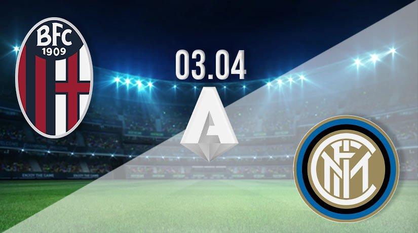 Bologna vs Inter Milan Prediction: Serie A Match on 03.04.2021