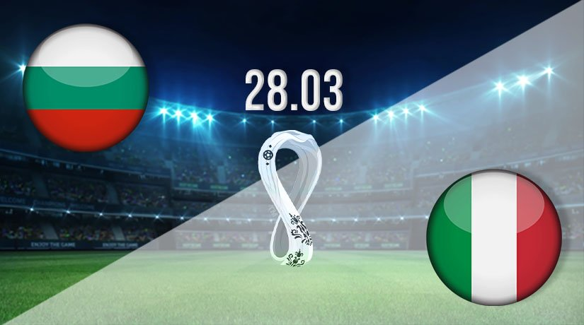 Bulgaria vs Italy Prediction: World Cup Qualifier Match on 28.03.2021