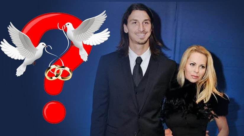 Ibrahimovic's girlfriend told why she does not marry him yet