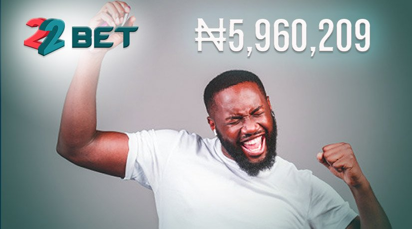 Insider Look: ₦5,960,209 Winner Uncovers Betting Secrets to 22Bet