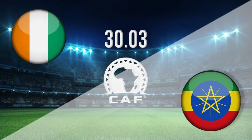 Ivory Coast vs Ethiopia Prediction: African Nations Qualifier Match on 30.03.2021