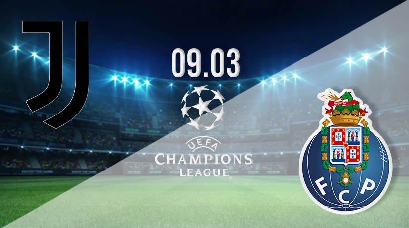 Juventus vs Porto Prediction: Champions League Match on 09.03.2021